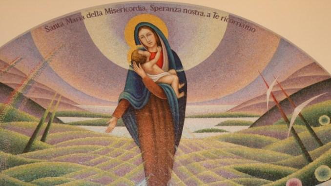 Apertura Porta Santa della chiesa dell'Ospedale di Perugia