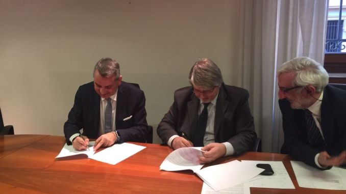 Riforma Province, vicepresidente Paparelli e ministro Poletti firmano convenzione