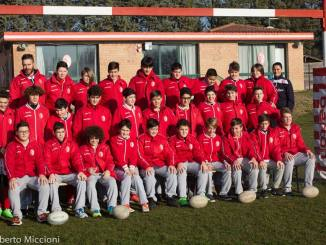 Barton Cus Perugia Under 14 formazione