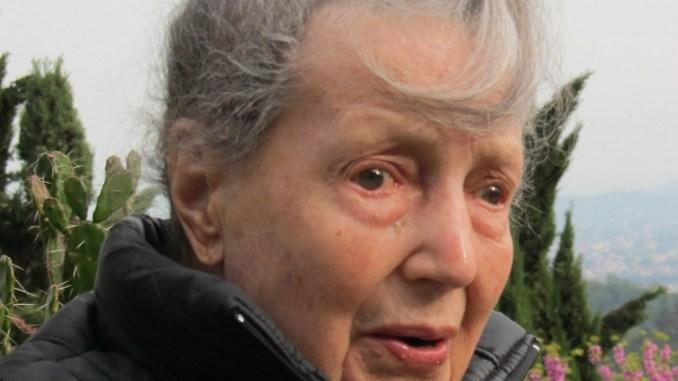 Erika Borghesi, Comune Perugia ricordi Elena Benvenuti Binni