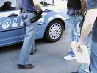 Terni, due romeni fermati dalla polizia