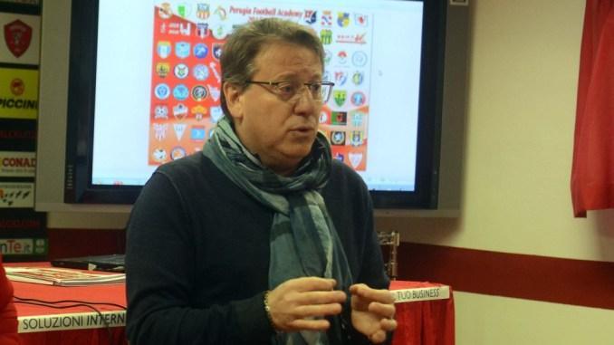 Academy, Asd Silvium Gravina presenta alla città l'affiliazione con il Perugia Calcio