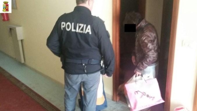 Occupano albergo disabitato a Terni, denunciati