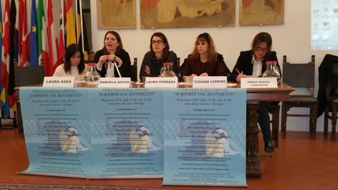 Ciprini M5s: Incontro-dibattito sull'educazione ai sentimenti contro la violenza di genere