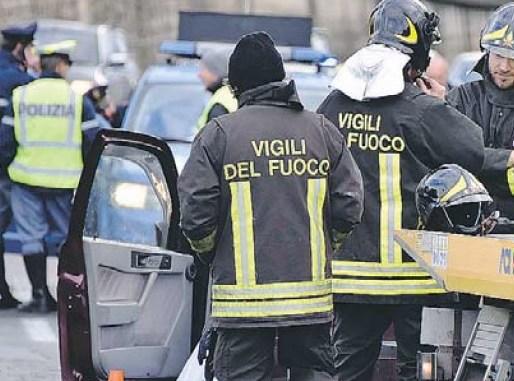 Imbocca E45 contromano, scontro frontale a San Gemini, un morto