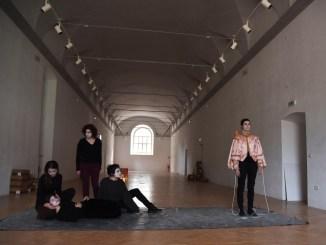 """Spettacolo dal vivo, presentato sistema """"residenze artistiche"""" umbre"""