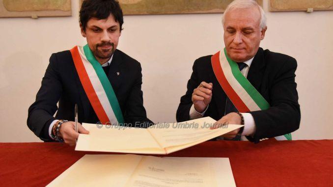Sicurezza Urbana Perugia e Terni, firmato protocollo d'intesa