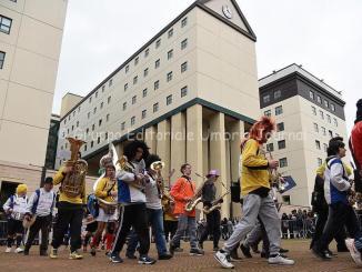 Carnevale a Fontivegge Perugia, Casaoioli, il quartiere cresce