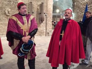 Perugia1416: armi, strategie, combattimenti medievali alla Rocca Paolina