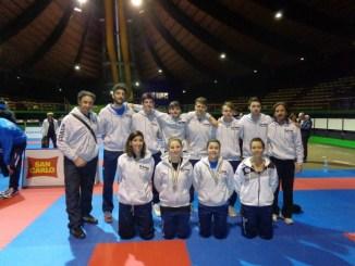 Karate Cus Perugia al Trofeo delle Regioni