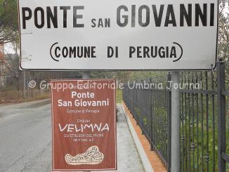 Ponte San Giovanni, finalmente Città dei Velimna