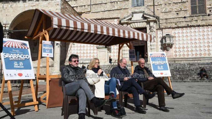 Lo sbaracco torna a Perugia il 26 e il 27 febbraio b84fece6405
