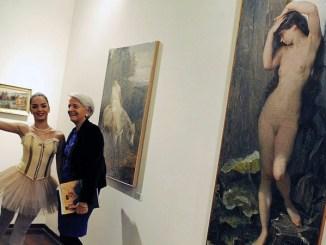 FAI visita la mostra dedicata all'artista perugino Annibale Brugnoli