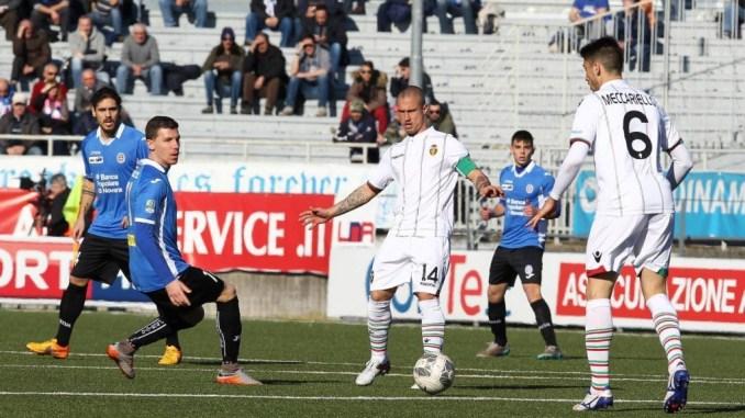 Novara-Ternana 1-2: le Fere vincono in Piemonte e salgono a 36 punti