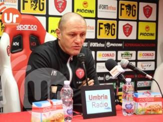 Perugia-Bari, le parole del mister alla vigilia della partita