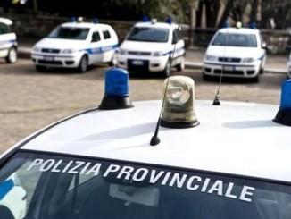 Ladro in azione negli uffici della Provincia di Perugia
