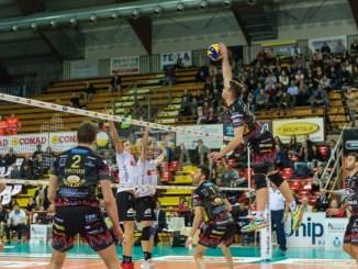Volley, i Block Devils battono Padova
