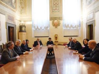 Perugina, Romizi incontra delegazione Nestlè