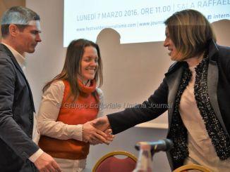 Festival giornalismo, Marini, riconoscimento importanza evento globale