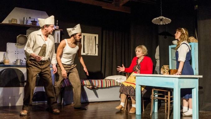 """Al Teatro Bicini va in scena """"Il Cappello di Carta"""""""