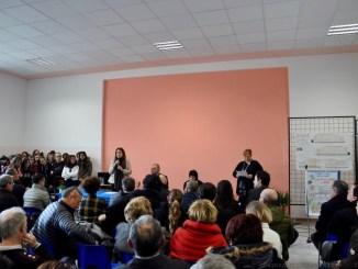Terremoto, dopo 18 anni riapre scuola media a Nocera Umbra