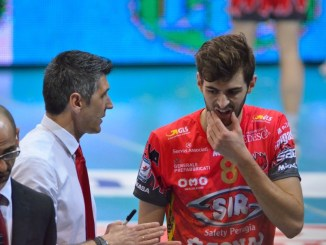 Sir Safety Conad Perugia, sfumata Mosca resta la SuperLega