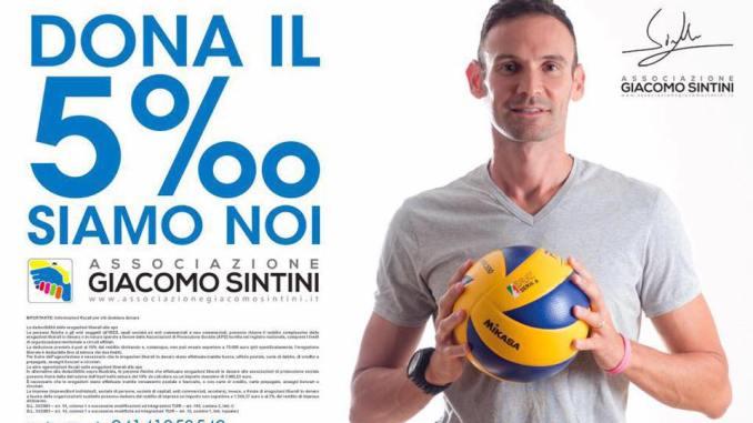 Maggiori informazioni sono reperibili sul sito nella sezione 5x1000 o contattando direttamente l'Associazione Giacomo Sintini