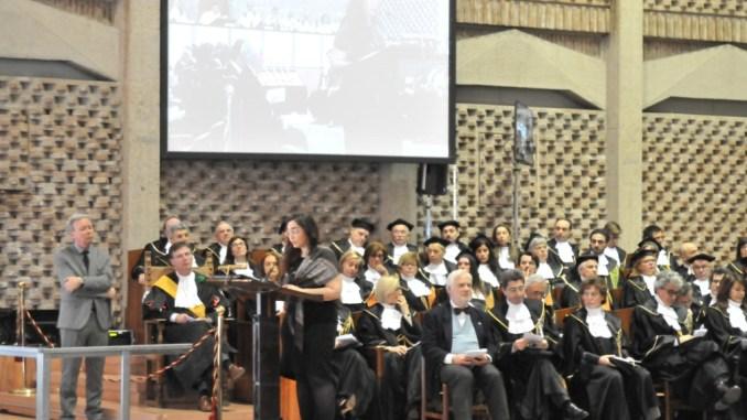 Inaugurazione anno accademico, CDS, Studenti hanno ruolo centrale