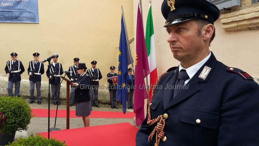Commissariato Assisi intitolato a Emanuele Petri