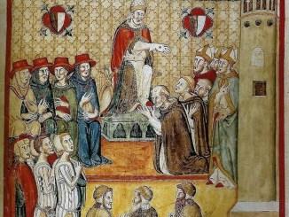 Sotto le Logge di Braccio è nato mito fondativo di Perugia
