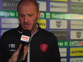 Pierpaolo Bisoli e il Perugia Calcio divorziano