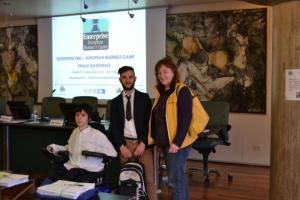 EBG Studenti spoletini Riccardo Lucidi e Simonluca Carletti