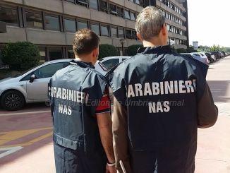 Nas, Finanza e Polizia per controlli negli esercizi commerciali a Terni