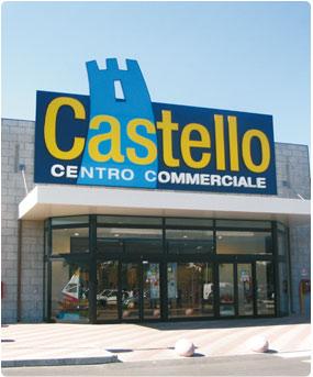 centro commerciale castello