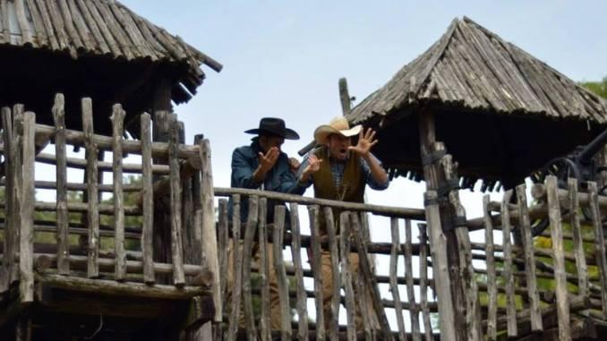 cowboy, città della domenica