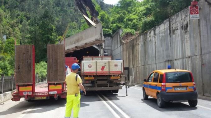 """Riaperta la strada statale 685 """"delle Tre Valli Umbre"""""""