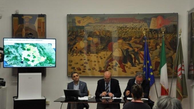 Rischio sismico: Chianella, Umbria all'avanguardia gestione