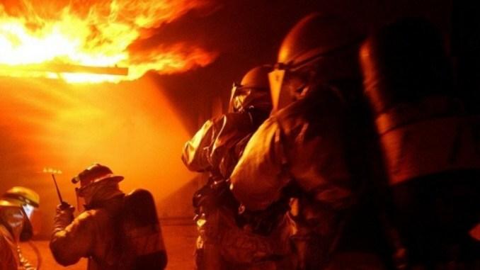 Incendio palazzina a Perugia, anziana salvata dal rogo