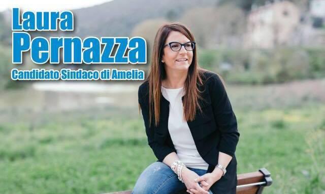 Elezioni Amelia, Laura Pernazza eletta sindaco
