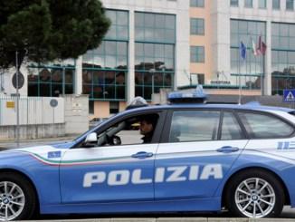Perugia, tre arrestati da polizia per dieci furti in nove mesi