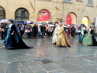 Perugia 1416, corteo e ultima sfida tornano in campo sabato