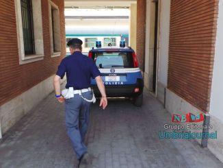 Ruba borsa passeggero alla stazione di Foligno, ma conteneva libri, denunciato