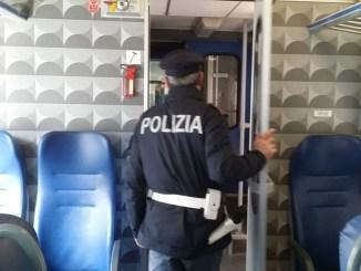 Operazione stazioni sicure anche a Perugia, segnalata ragazza di 25 anni