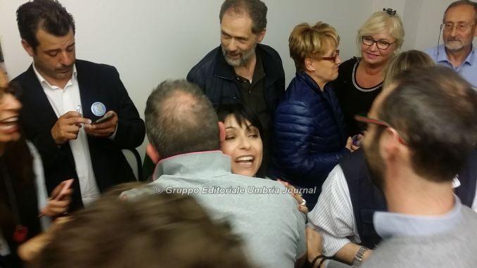 """Sindaco Stefania Proietti, con il cuore, """"Assisi ha vinto!"""""""