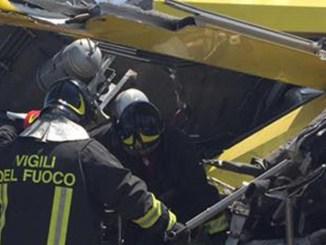 Incidente tremo Puglia, Marchesani, rischio chiusura FCU