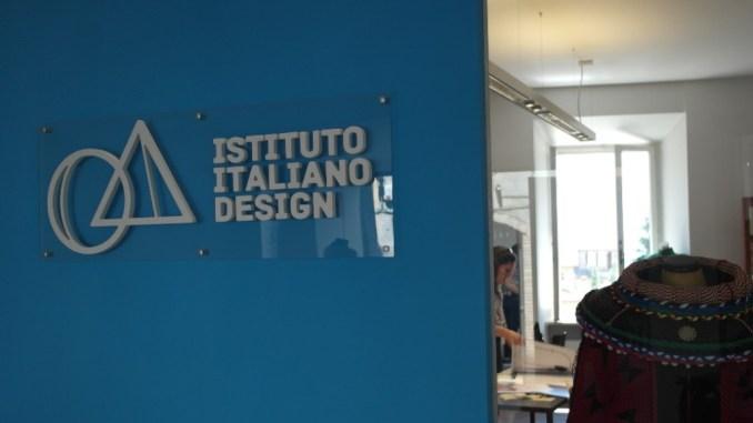 Presentazione design show Istituto Italiano Design 25 ottobre