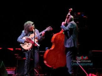 Pat Methehey e Ron Carter ad Umbria Jazz, come a Detroit