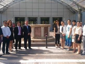 13 medici specialisti cinesi a scuola all'ospedale di Perugia