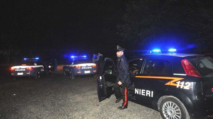 """Operazione interforze Terni, """"Estate sicura"""", una bella ripulita"""