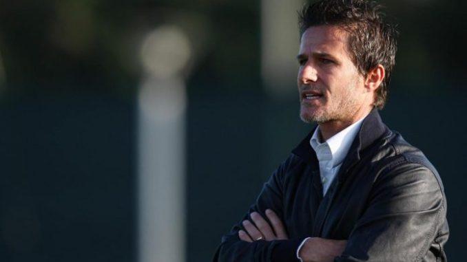 Ternana Calcio, Benito Carbone è il nuovo mister